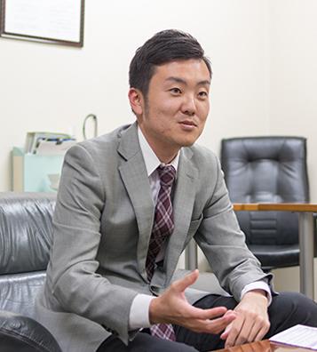代表取締役社長 深田 哲平